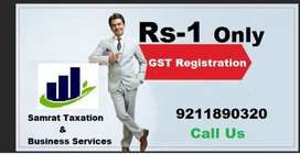 GST ITR  AND ACCOUNTING SERVICE