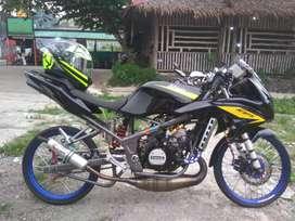 Kawasaki ninja 150 rr serba 2