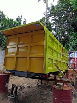 Jual bak dump truck 1 set