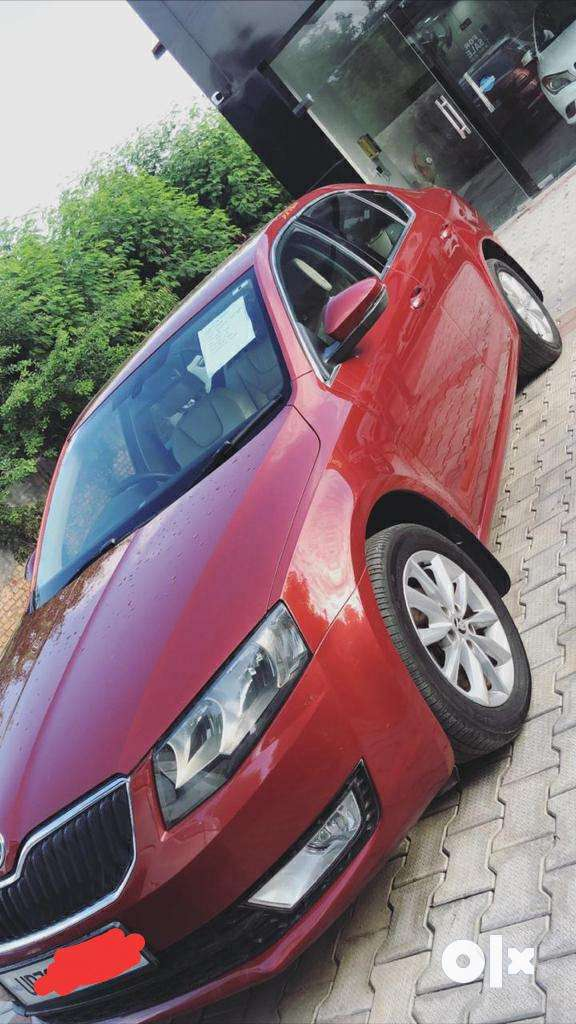 Skoda Rapid 1.6 MPI Ambition with Alloy Wheels, 2014, Diesel 0
