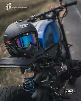 Masker Motor Berkualitas