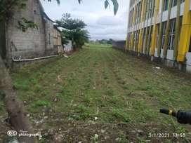 Tanah premium Di Sewakan di Condongcatur pinggir jln Raya