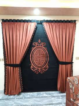 Curtains decorations home services