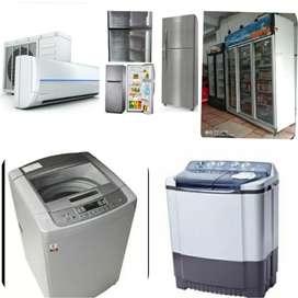 service ac kulkas mesin cuci pompa air