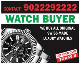 Wanted Rolex Watch