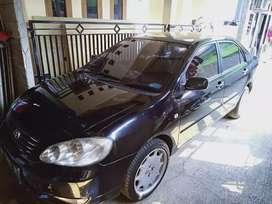 Altis 2002 mobil rawatan