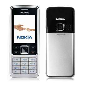 Nokia 6300 PTA Approved New Box Pack || Free Delivery All Pakistan