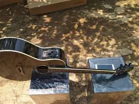 Gitar apx akustik elektrik bonus tass kabel