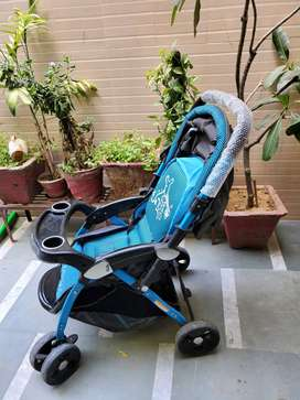 Pram for Kids carry weight upto 15 KG