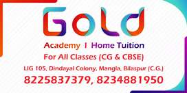 Gold Academy/Home Tuition
