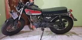 Custom CB Tiger Revo