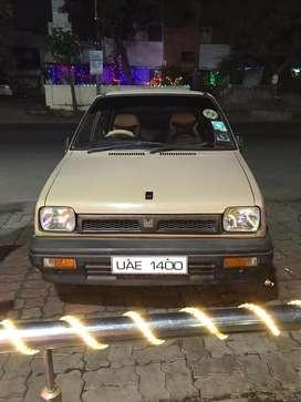 Maruti Suzuki 800 1987 Petrol Well Maintained
