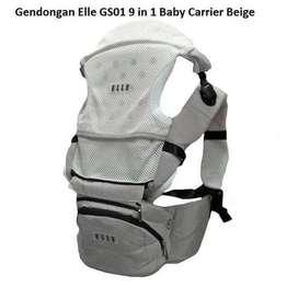 Preloved Elle baby carrier 9 in one