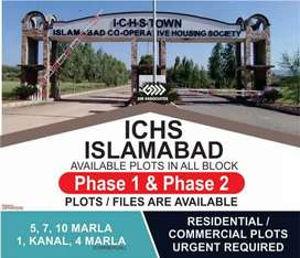 Ichs Town 5 Marla For Sale