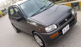 Daihatsu Cuore 2005 Now Get On Easy Monthly Instalment