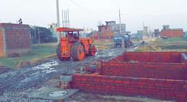 Corner 28×25 Plot for sale khandwala chheharta