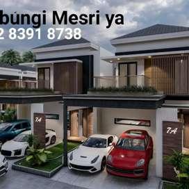 Rumah besar mewah dan modern