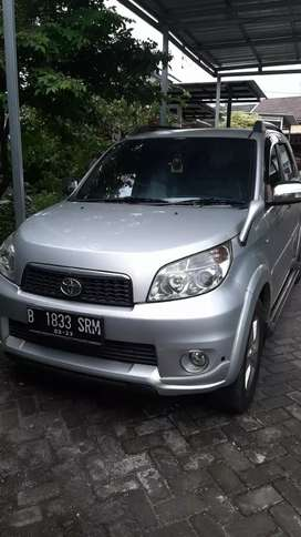 Toyota Rush S A/T 2013 Low Km