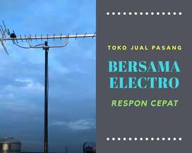 Terima specialist pasang sinyal antena tv outdoor bogor selatan