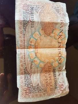 Uang kertas kuno/klasik