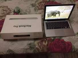 Apple MacBook Pro 4gb ram and 512 hard drive i5 Intel core