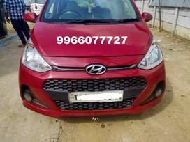 1488/day Grand i10 for self drive cars in Hyderabad by long drive cars