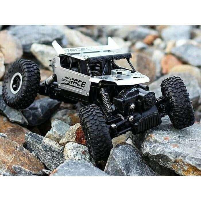 Mobil RC Monster 4WD Rock Crawler 2 4 Ghz 0