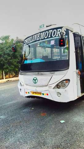 Bus ashok Leland cng