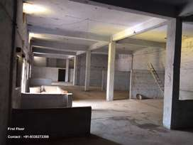 4700sq.ft Godown in Lal Bangla for Industrial and Storage porpose