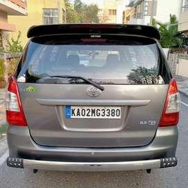 Toyota Innova 2.5 GX (Diesel) 8 Seater, 2012, Diesel