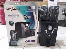 Free antar-Speaker aktif advance M10BT/Speaker portable bluetooth oke