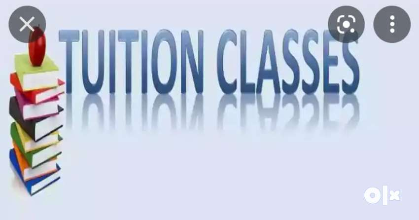 Tution classes with low fee