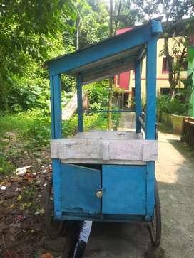 Food stall car