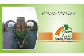 10 Marla Plot for sale in Green Acres Best Location