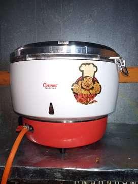 Jual Rice Cooker COSMOS CRJ-3020 G 20 liter