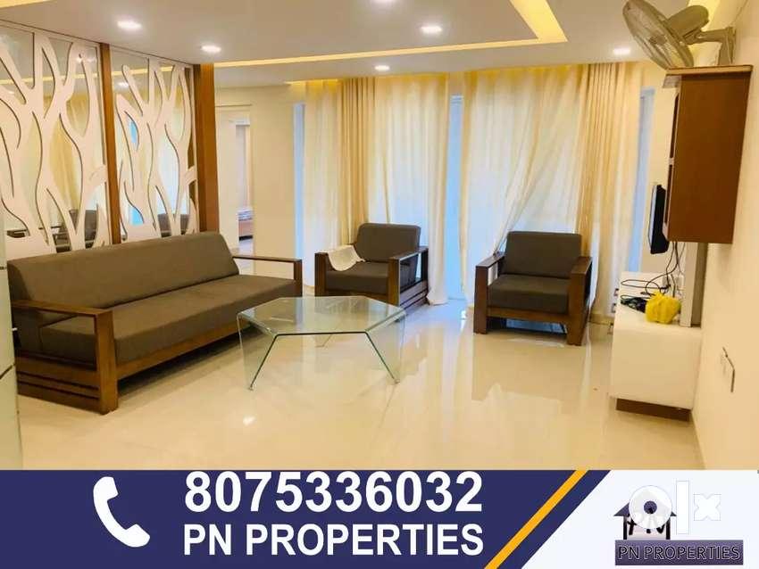4bhk ultra luxury furnished flat for rent near calicut beach 0