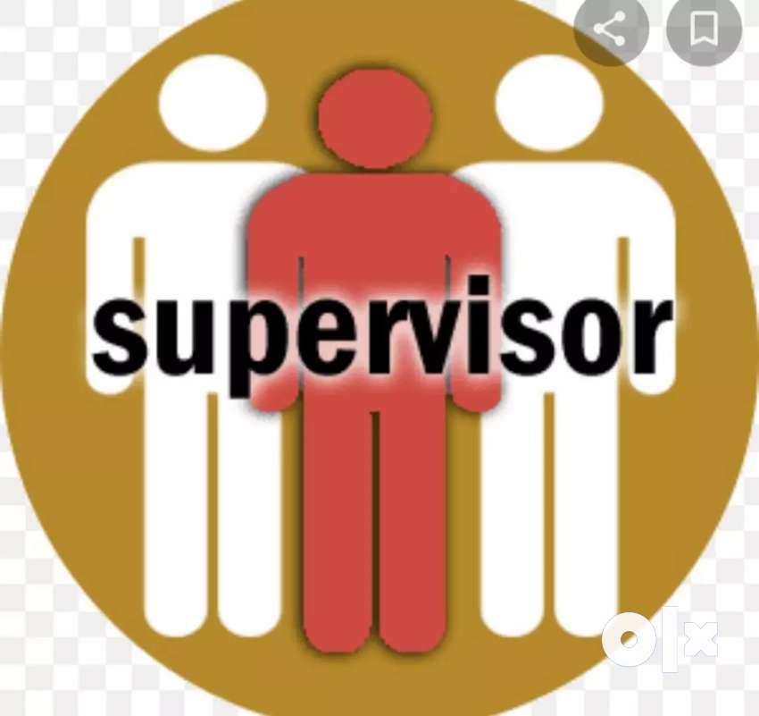 Jobs opening for male female supervisor 0