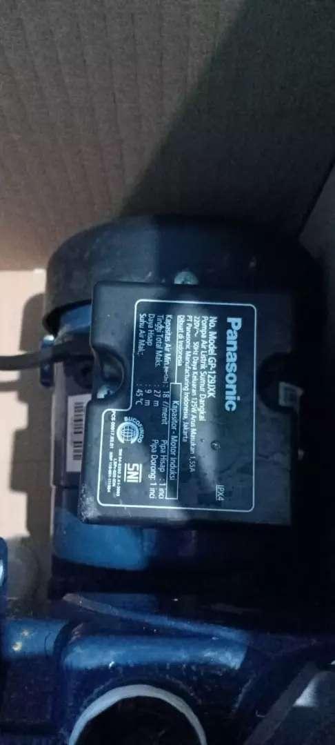Pompa air panasonic manual 0