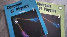 CONCEPTS OF PHYSICS BY H.C VERMA FOR IIT PREPARATION