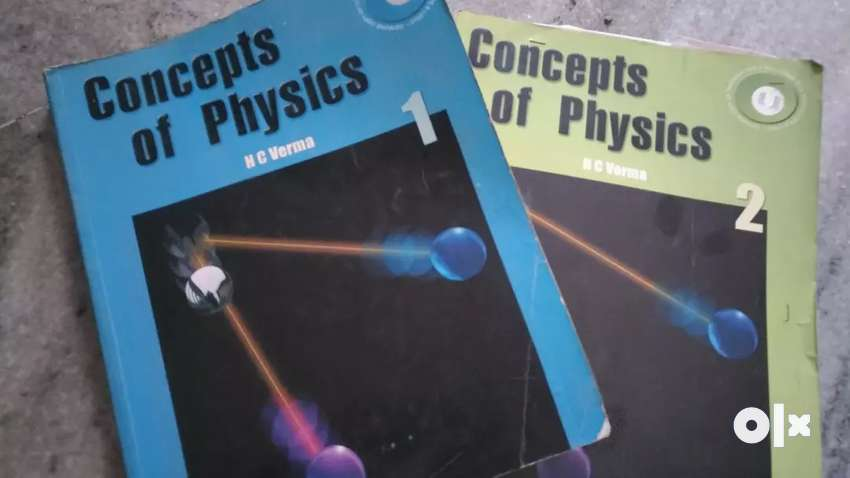 CONCEPTS OF PHYSICS BY H.C VERMA FOR IIT PREPARATION 0