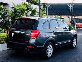 Chevrolet Captiva 2.0l DIESEL TURBO 2014 FL2 New Model Grey (W) BAGUS