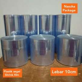 Plastik SEGEL SHRINK 10cm