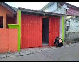 Rolling door, folding gate murah berkualitas super