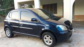 Toyota vitz... 2001 model.. 2014 registered