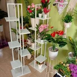 Bunga artificial dan decorasi ruangan
