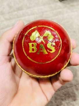 Orignal BAS leather balls (cricket)