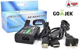 Adaptor Charger PS Vita Fat (JOGJA) adapter