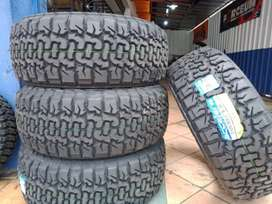 Ban Mobil Ofroad for Pajero Fortuner Ring 20 275/55 R20