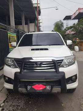 Fortuner vnt turbo 2013