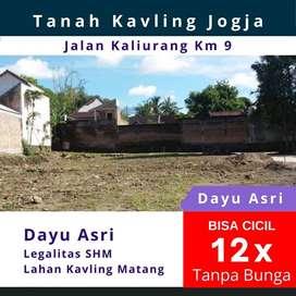 Cocok Untuk Kost; Tanah Kavling Perumahan Area jalan Kaliurang Km 9